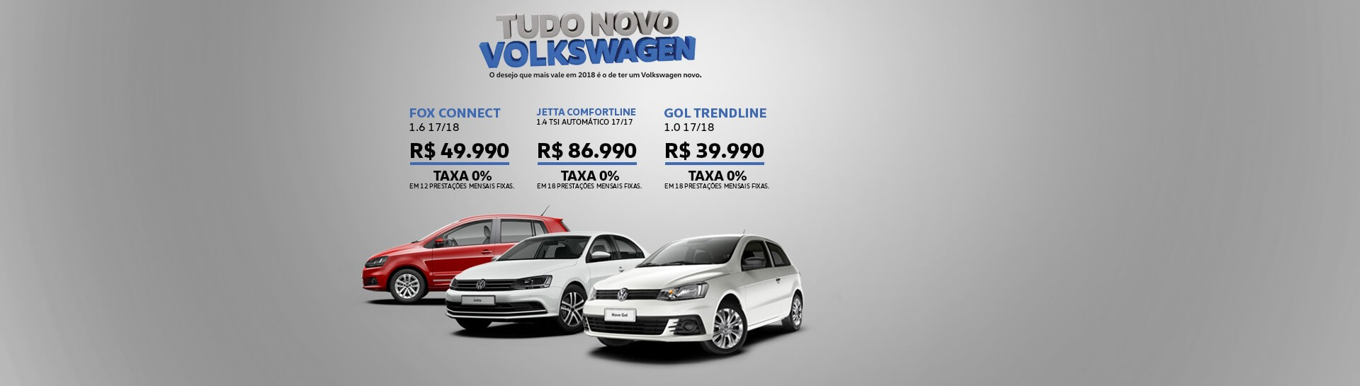 Tudo novo Volkswagen 1