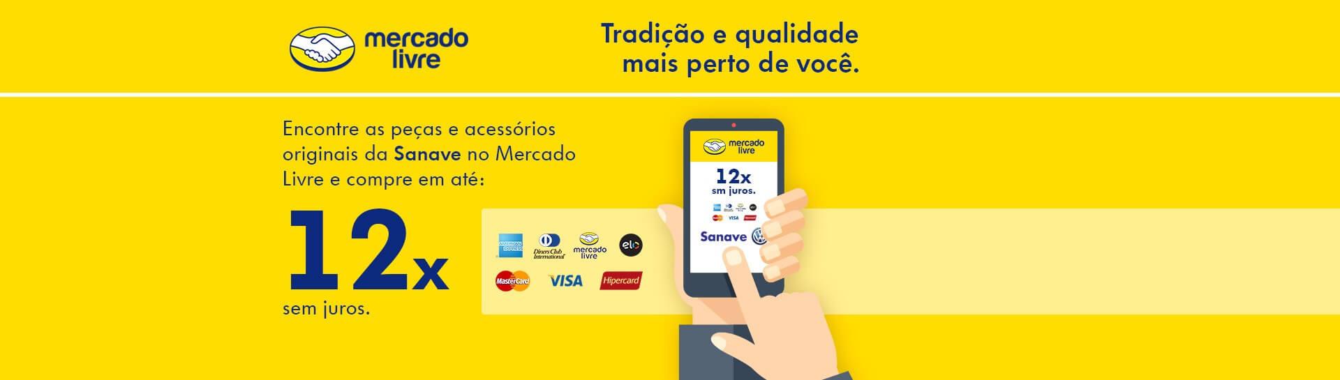 Lojinha Virtual - Sanave Mercado Livre