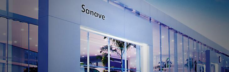 Conheça a Sanave Volkswagen