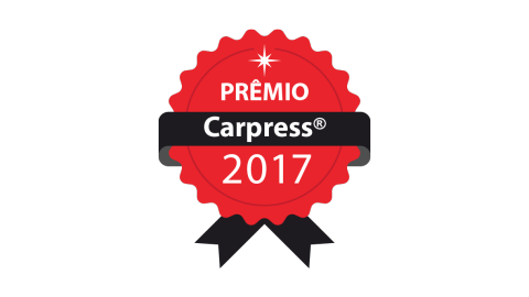 Novo Polo vence na categoria Melhor Carro (até 109.999) do prêmio CarPress