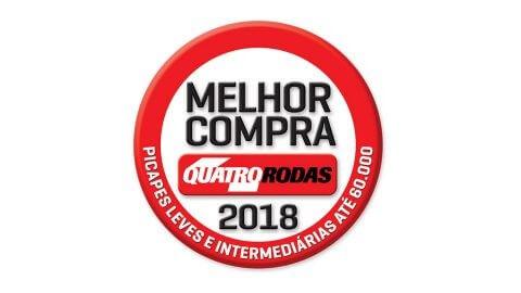 Saveiro é eleita a vencedora da categoria Picapes leves intermediárias até R$ 60 mil