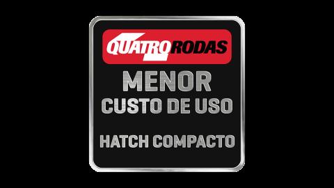 UP! Menor custo de uso - Hatch Compacto pela Revista Quatro Rodas