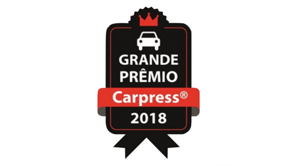 CarPress Grande Prêmio CarPress 2018 Vencedor